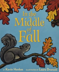 [해외]In the Middle of Fall (Board Books)