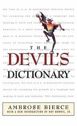 [해외]The Devil's Dictionary (Hardcover)