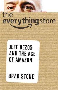 [해외]The Everything Store (Hardcover)