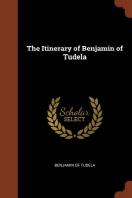 [해외]The Itinerary of Benjamin of Tudela (Paperback)