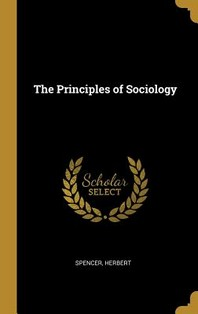 [해외]The Principles of Sociology