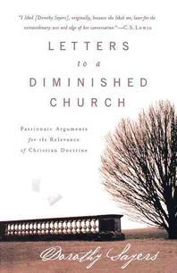 [해외]Letters to a Diminished Church (Paperback)