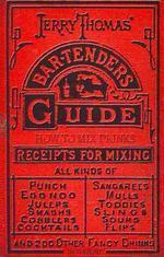 [해외]Jerry Thomas' Bartenders Guide (Paperback)