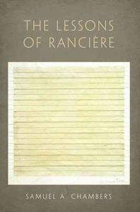 [해외]The Lessons of Ranciere