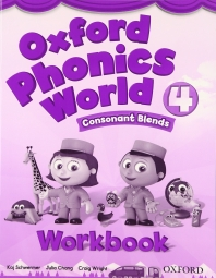 Oxford Phonics World. 4(Workbook)