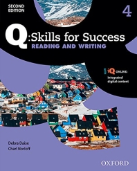 Q Skills for Success Reading and Writing. 4