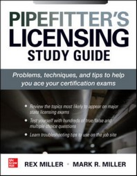 Pipefitter's Licensing Study Guide