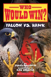 Falcon vs. Hawk (Who Would Win?), Volume 23