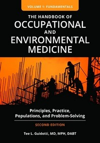 [해외]The Handbook of Occupational and Environmental Medicine [2 Volumes]