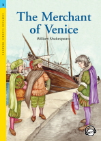 THE MERCHANT OF VENICE(CD1포함)(COMPASS CLASSIC READERS 3)