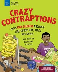 [해외]Crazy Contraptions (Paperback)