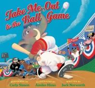 [노부영] Take Me Out to the Ball Game (with Audio CD)