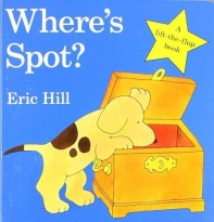 [해외]Where's Spot (Color)