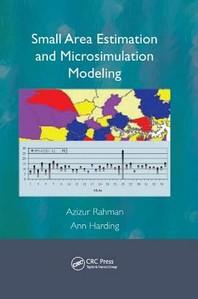 [해외]Small Area Estimation and Microsimulation Modeling