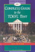 Complete Guide to the TOEFL Test CBT/E