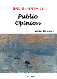 Public Opinion (영어로 읽는 세계문학 723)