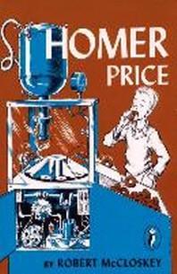 [해외]Homer Price (Paperback)