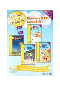 UP AND AWAY IN ENGLISH 4(READER)