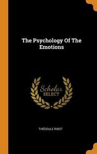 [해외]The Psychology of the Emotions