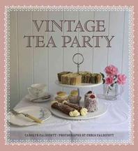 [해외]Vintage Tea Party (Hardcover)