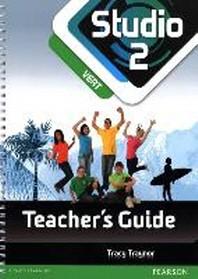 Studio 2 Vert Teacher Guide New Edition