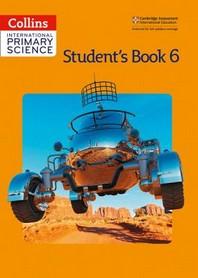 [해외]Collins International Primary Science - Student's Book 6 (Paperback)