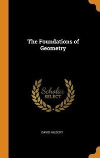 [해외]The Foundations of Geometry (Hardcover)