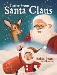 [해외]Letter from Santa Claus (Paperback)