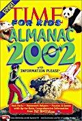 Time Almanac for Kids 2002
