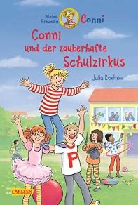 [해외]Conni-Erzaehlbaende 37: Conni und der zauberhafte Schulzirkus