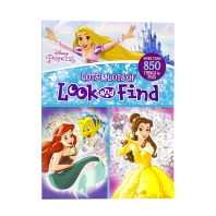 Disney Princess - Lots and Lots of Look and Find Activity Book
