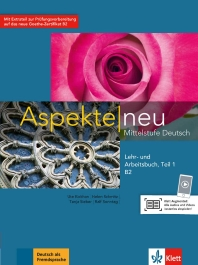 [해외]Aspekte Neu B2, Livre Eleve + Cahier (Volume 1)