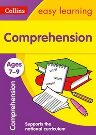[해외]Collins Easy Learning Age 7-11 -- Comprehension Ages 7-9 (Paperback)
