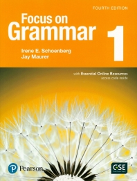 Focus on Grammar 1 (Student Book)