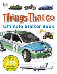 [해외]Things That Go Ultimate Sticker Book