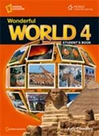 Wonderful World 4 with Pupil's CD-ROM