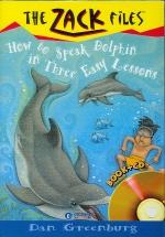 How to Speak Dolphin in Three Easy Lessons(CD1장포함)(The ZACK Files 11)(챕터북)