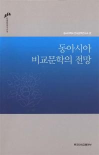동아시아 비교문학의 전망(한국문학연구신서 11)