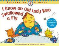 [해외]I Know an Old Lady Who Swallowed a Fly (Paperback)