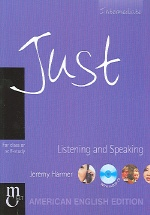 Just Listening and Speaking (with Audio CD)
