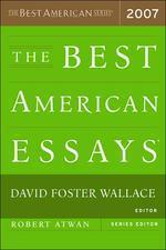 Best American Essays 2007 #