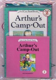 Arthur's Camp Out (An I Can Read Book Level 2-5)