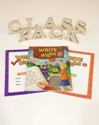 Write Right Class Pack. 1(전3권)
