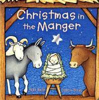 [해외]Christmas in the Manger Board Book