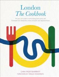 [보유]London: The Cookbook