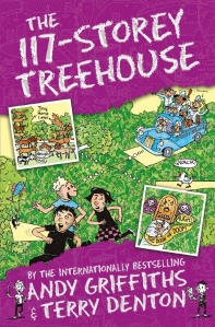 [보유]The 117-Storey Treehouse (The Treehouse Books)(117층 나무집)