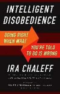 [해외]Intelligent Disobedience (Paperback)