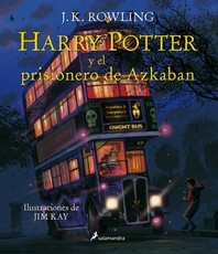 [해외]Harry Potter Y El Prisionero de Azkaban / Harry Potter and the Prisoner of Azkaban = Harry Potter and the Prisoner of Azkaban (Hardcover)