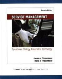 Service Management : Operation strategy information technology (Paperback)