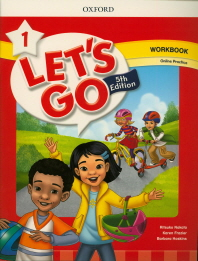 Let's Go. 1(Workbook)(with Online Practice)